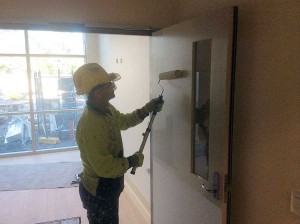 Qualified staff at Nick Favot Painting